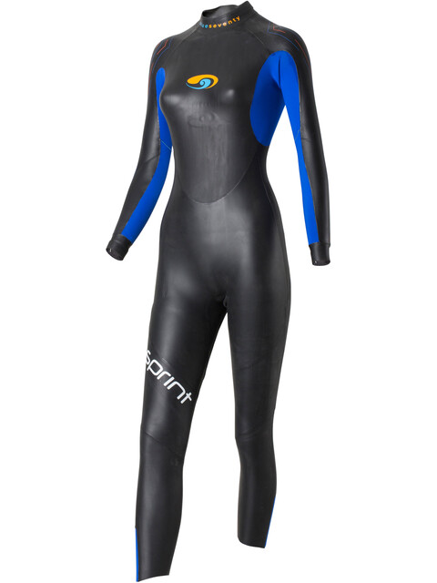 blueseventy Sprint Wetsuit Women Black